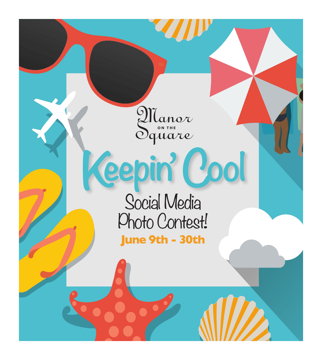 Keep Cool Photo Contest - activities at Benton Village of Stockbridge in Stockbridge, GA