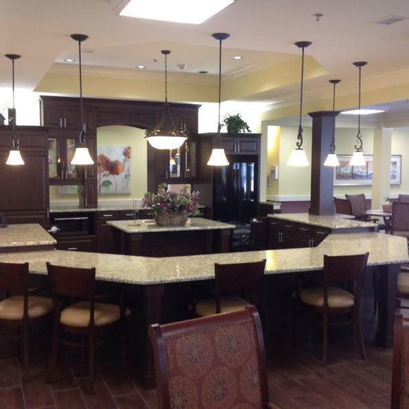 Kitchen at Benton House of Augusta
