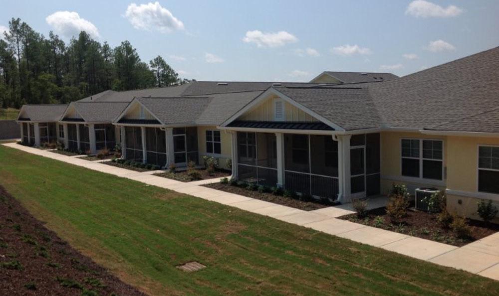 Lobby at Benton House of Augusta in Augusta, GA