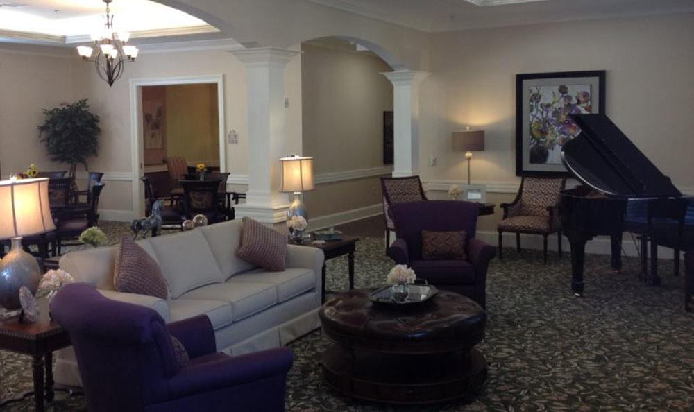 Study at Benton House of Augusta in Augusta, GA