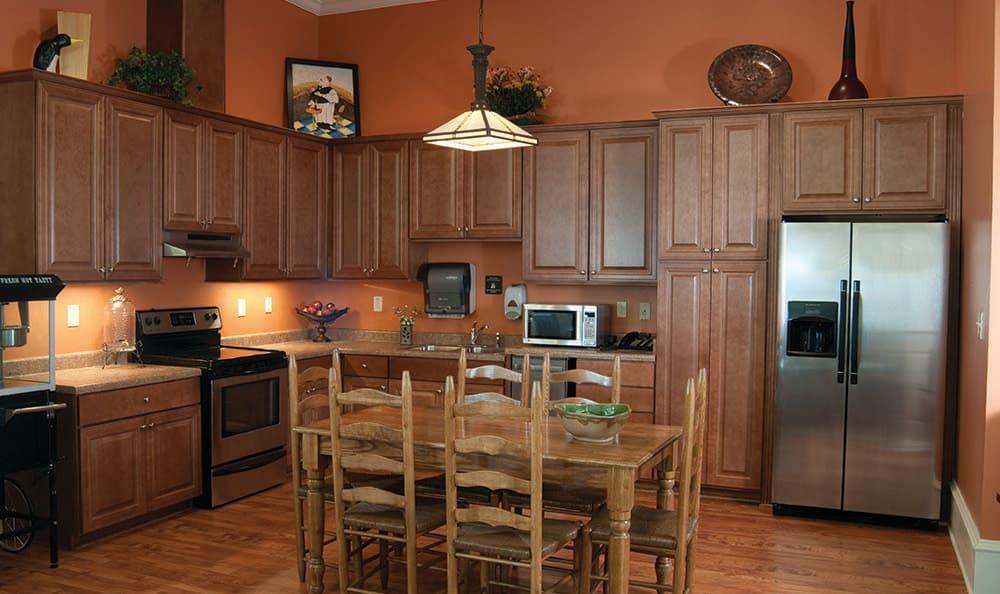 Kitchen at Benton House of Covington in Covington, GA