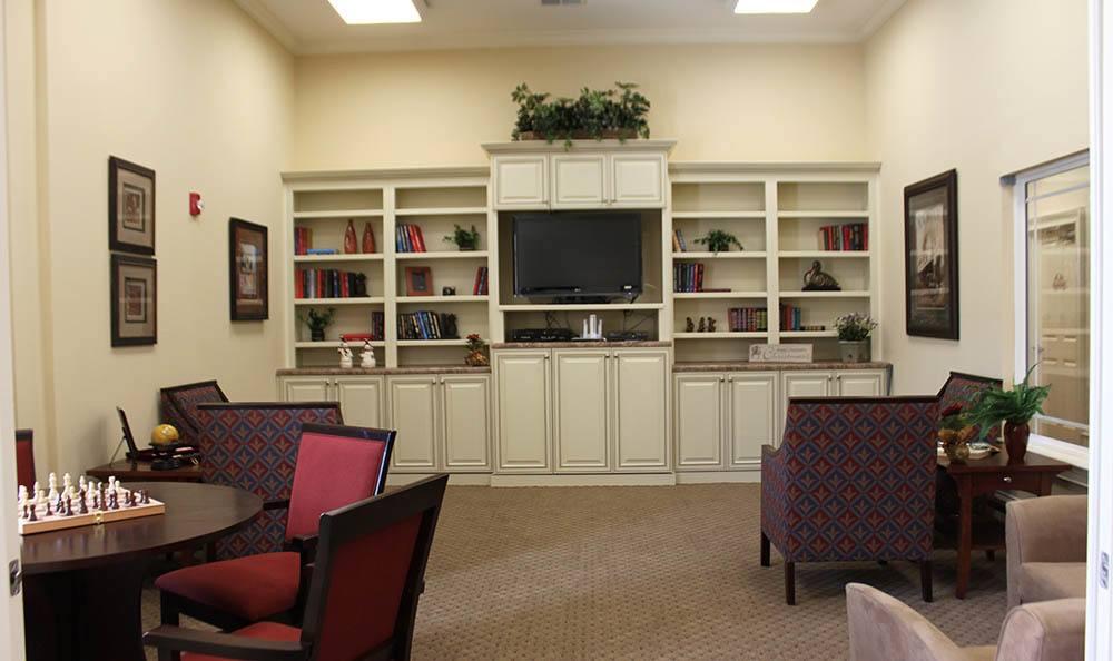 Entertainment at Benton House of Newnan in Newnan, GA