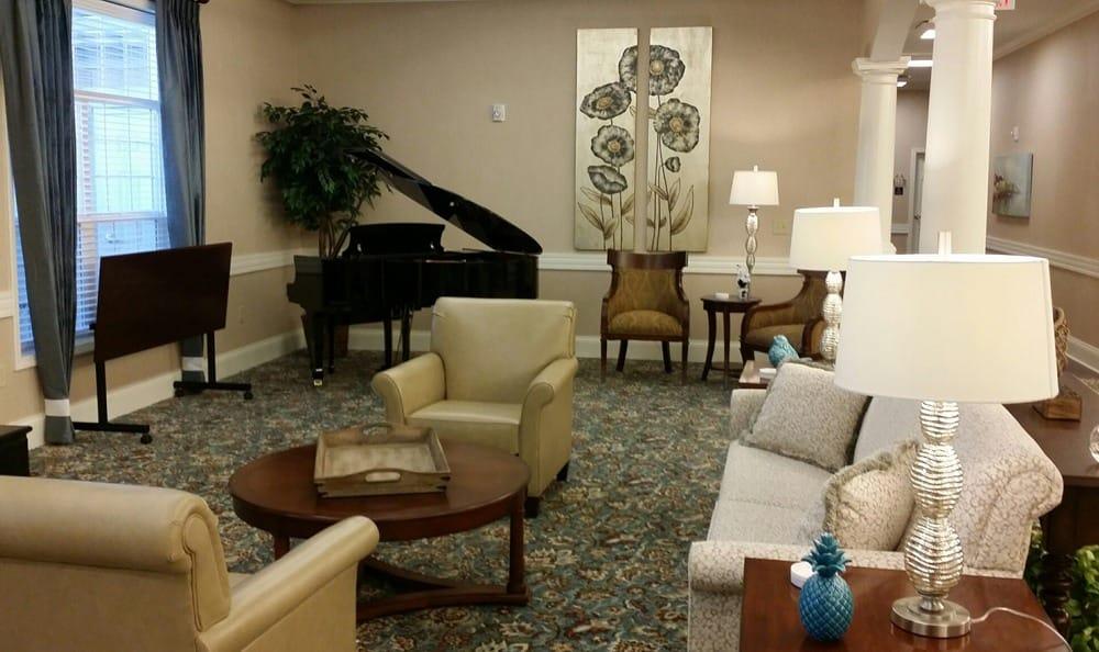 Beautiful Piano at Benton House of Lenexa in Lenexa