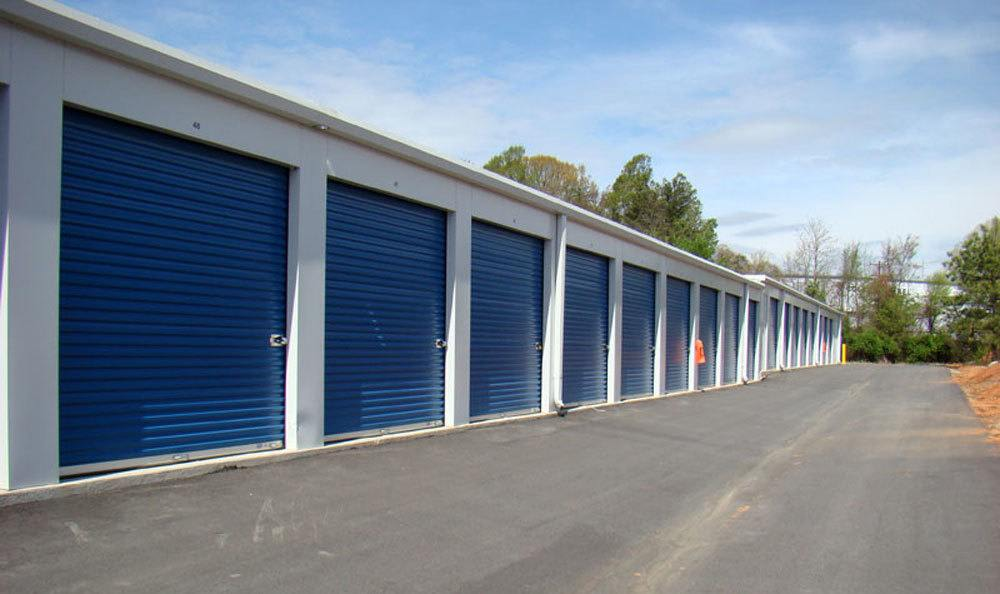 Self storage in High Point, NC