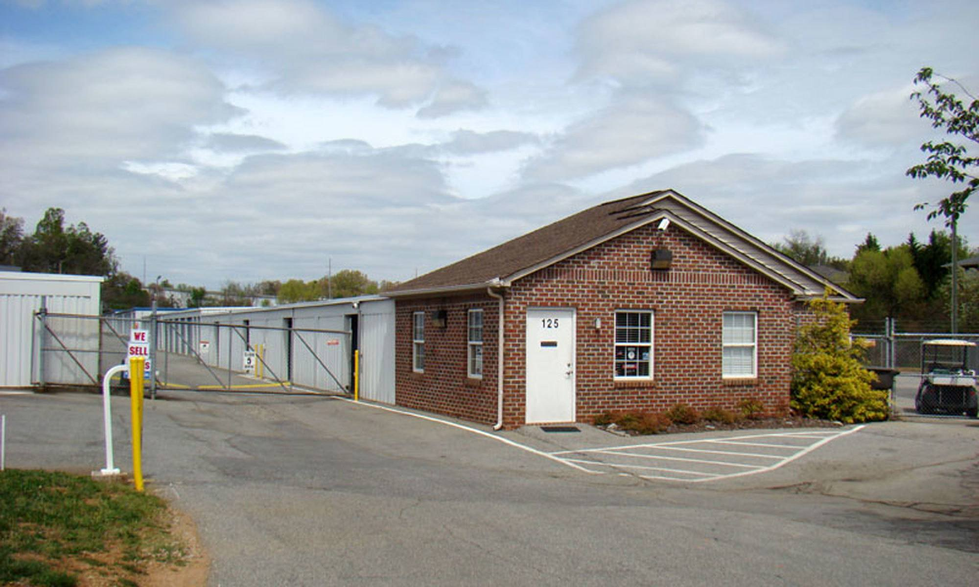 Self Storage Units Archdale High Point Nc Aaa 6
