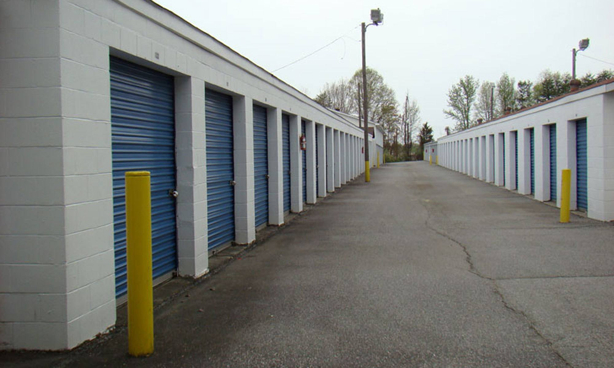 Self storage in High Point NC