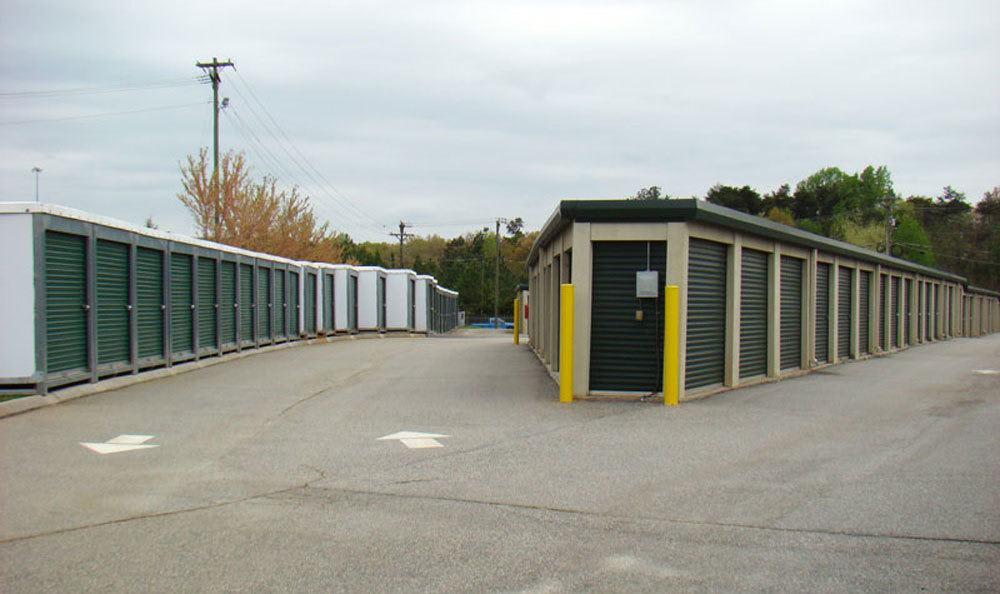 Visit our storage location in Jamestown, NC