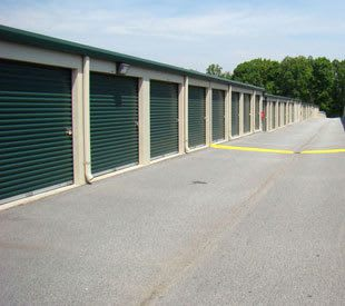 High Point, NC self storage unit sizes and prices
