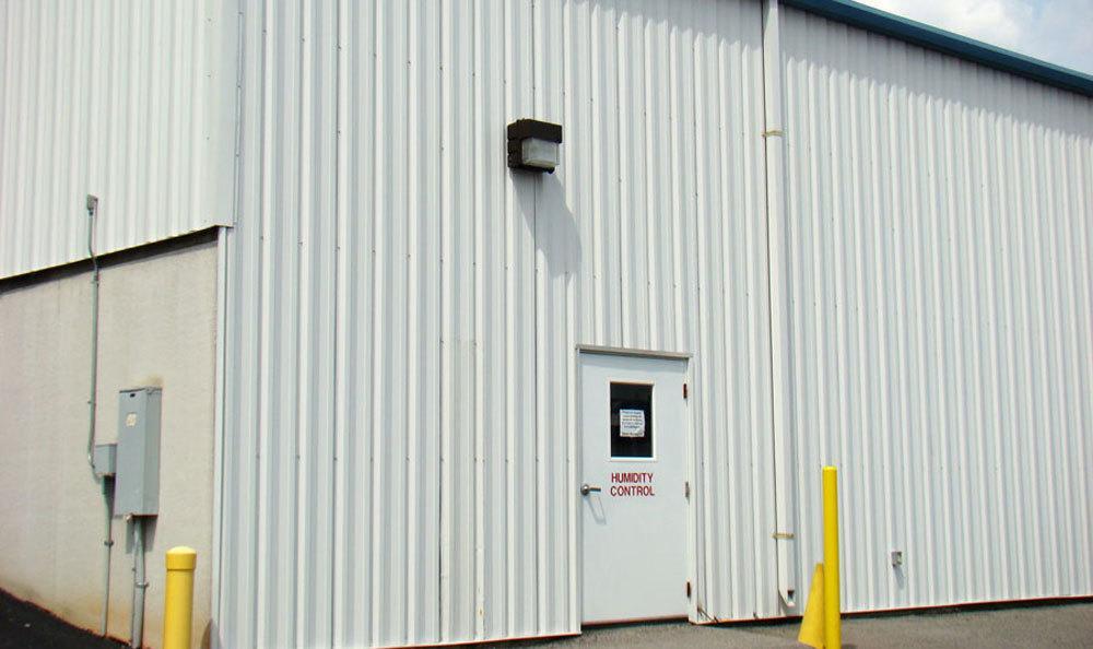 Storage building in Winston Salem, NC.