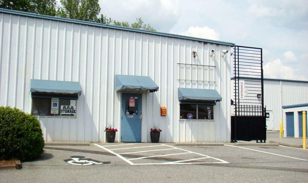 Self storage solutions serving Winston Salem