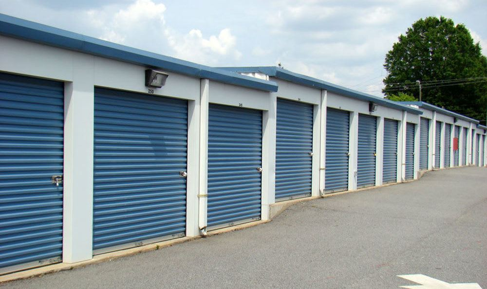 Clean and secure units for personal storage in Winston Salem