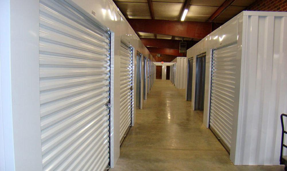 Free truck rental with move in to Greensboro, NC self storage