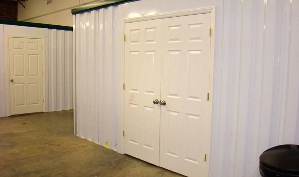 Storage units in Greensboro, NC.
