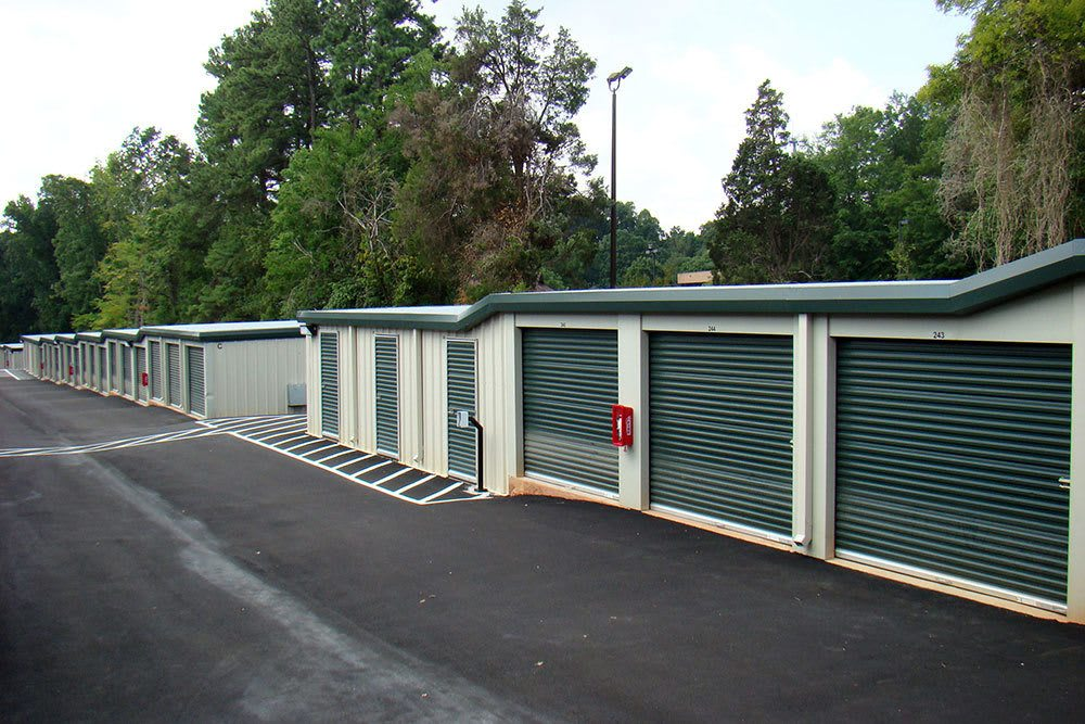 Enjoy peace of mind with our secure self storage