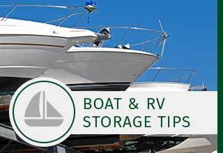 Learn about boat and RV storage at AAA Self Storage at Pleasant Ridge Rd in Greensboro, North Carolina.