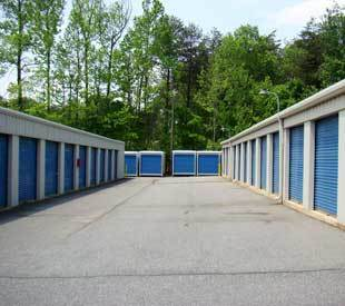 Kernersville, NC self storage unit sizes and prices