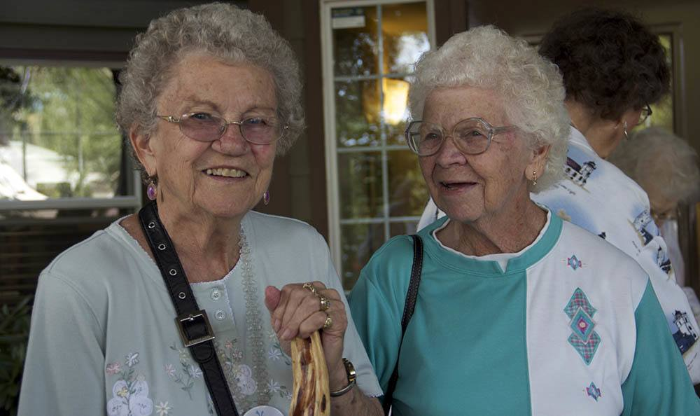 Meet new friends at our Salem, OR senior living facility