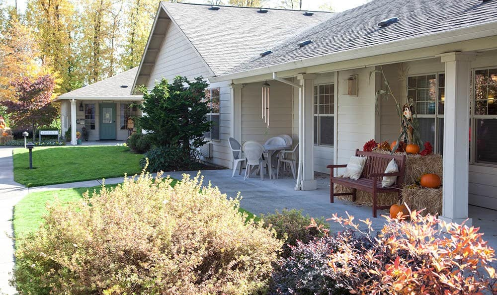 Our gorgeous senior living facility can be your new home inSalem, OR