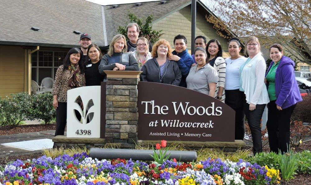 Meet our wonderful senior living staff today in Salem, OR