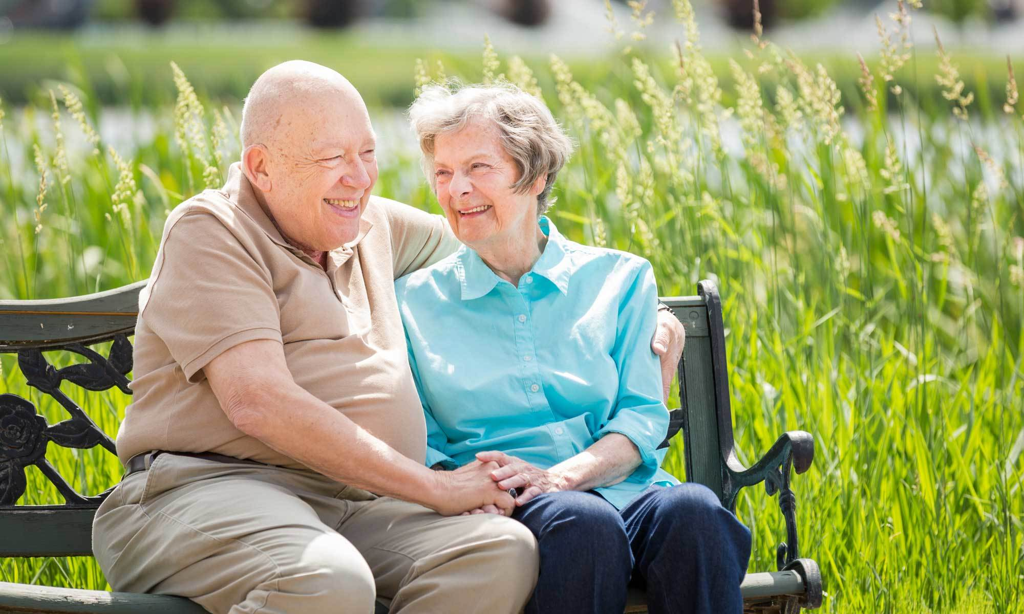 You've never been as happy as you are at our senior living facility in Whitefish, MT!