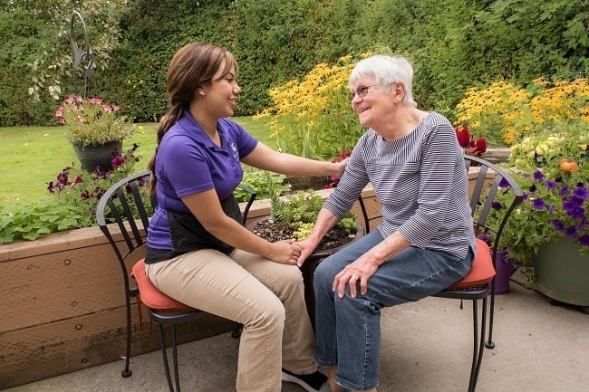 Caring staff make the difference at our senior living facility in Sherwood, OR