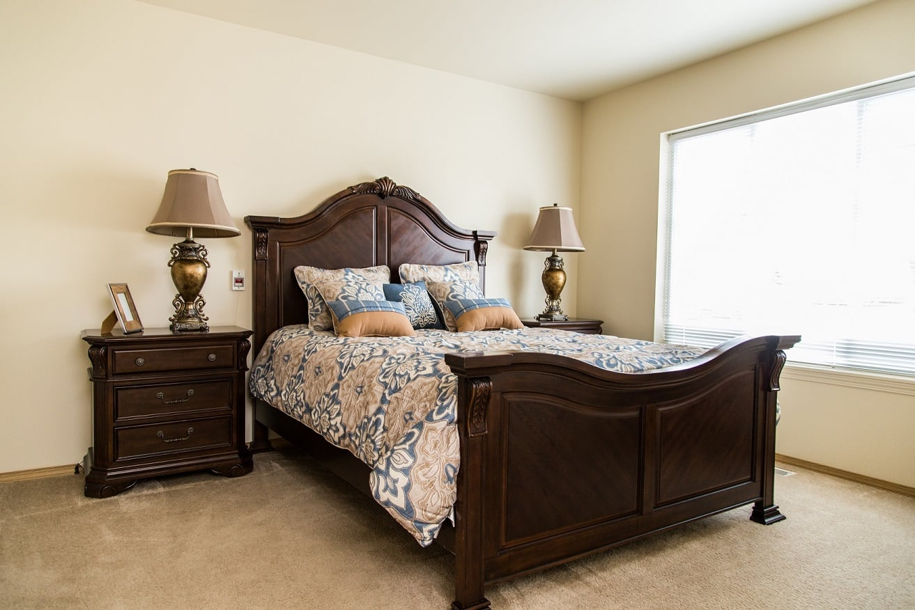 Interior view of cottages in our senior living community