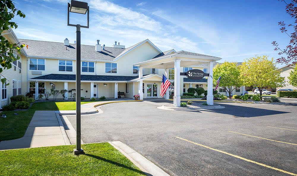 Our Senior Living Facility In Billing Mt