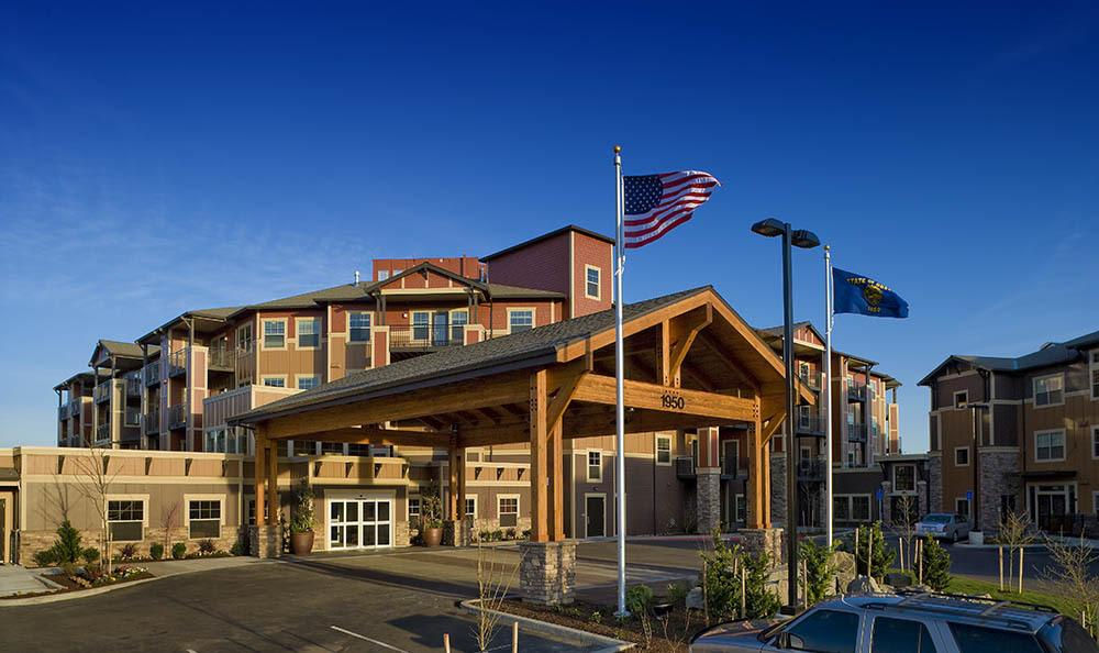 Visit our beautiful and modern senior living facility in Hillsboro, OR