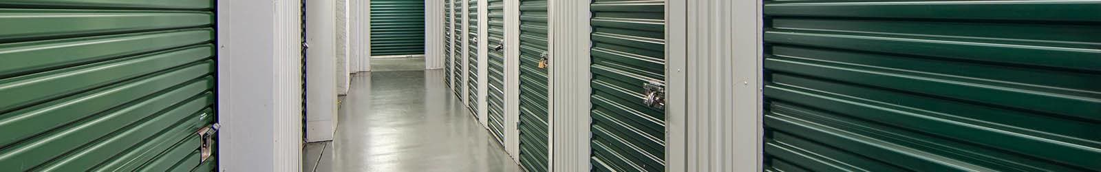 Self storage unit sizes and prices offered in Houston