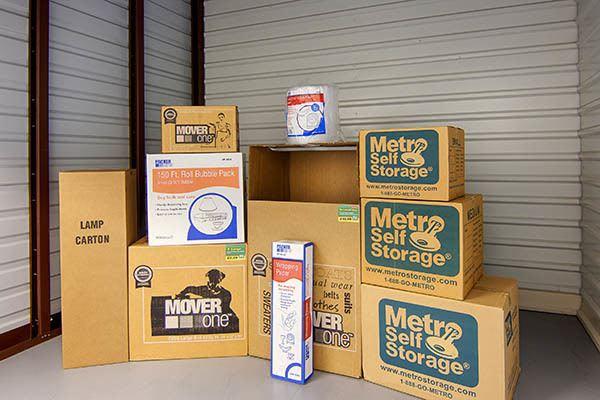 Metro Self Storage offers convenient storage solutions in Houston