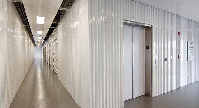 Climate controlled units at Metro Self Storage in Largo, FL