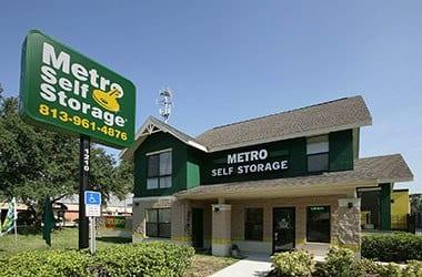 Nearby Tampa, FL Storage - West Fletcher Avenue
