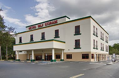 Metro Self Storage New Tampa I 75 Nearby