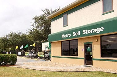 Nearby Wesley Chapel, FL Storage - State Road 54