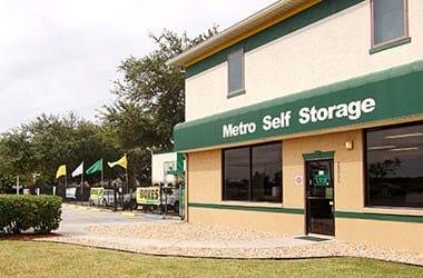 Metro Self Storage Wesley Chapel Nearby
