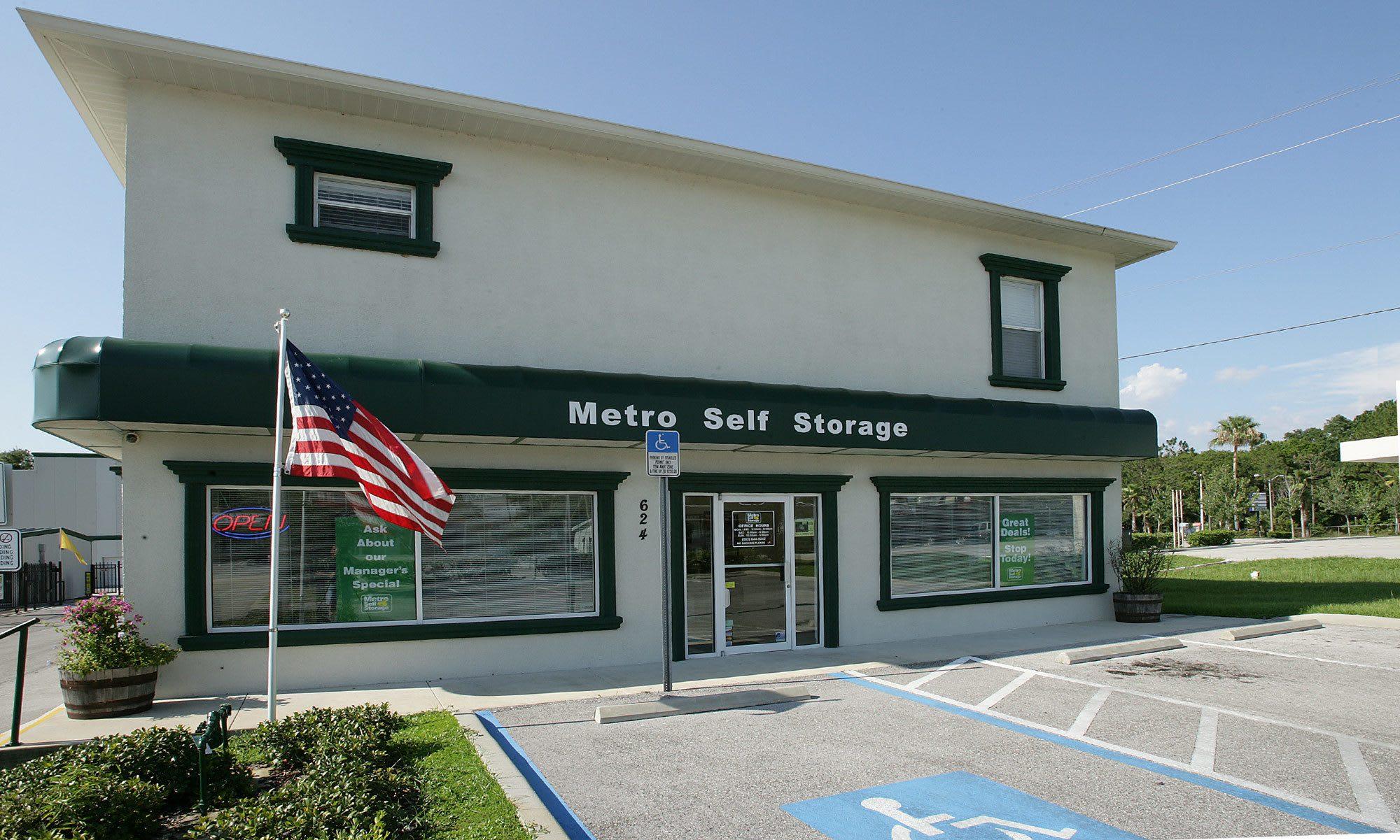 Metro Self Storage in Lakeland, FL