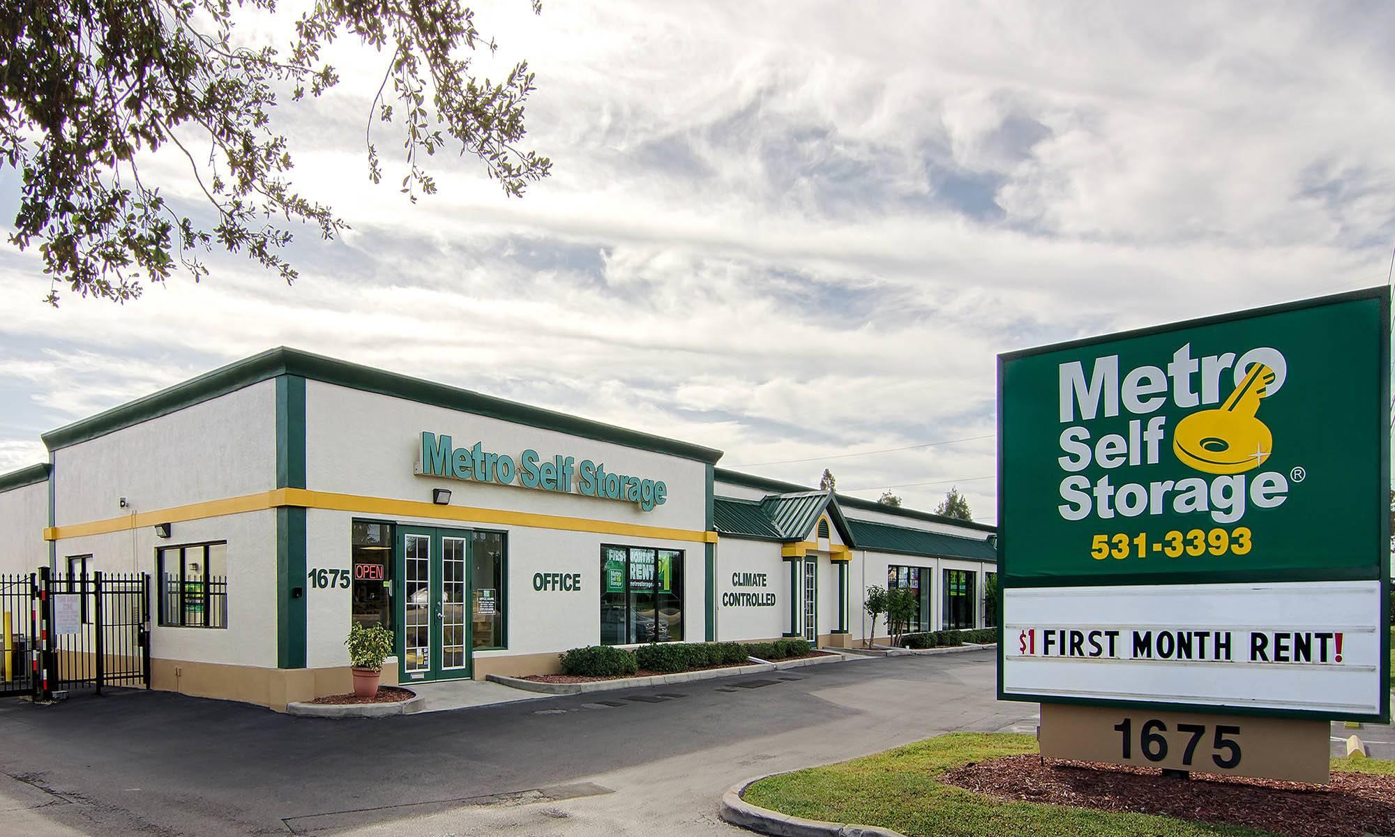 Metro Self Storage in Largo, FL
