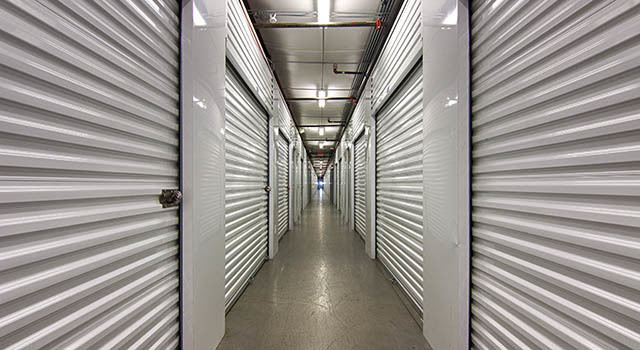 Climate controlled units at Metro Self Storage in Lehigh Acres, FL