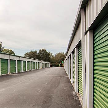 Metro Self Storage offers convenient storage solutions in Lutz