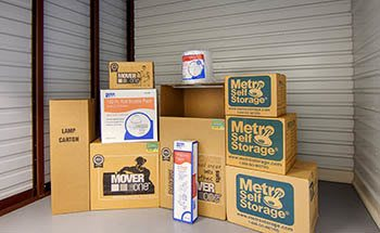Need climate-controlled storage in Port Charlotte? Look no further than Metro Self Storage.