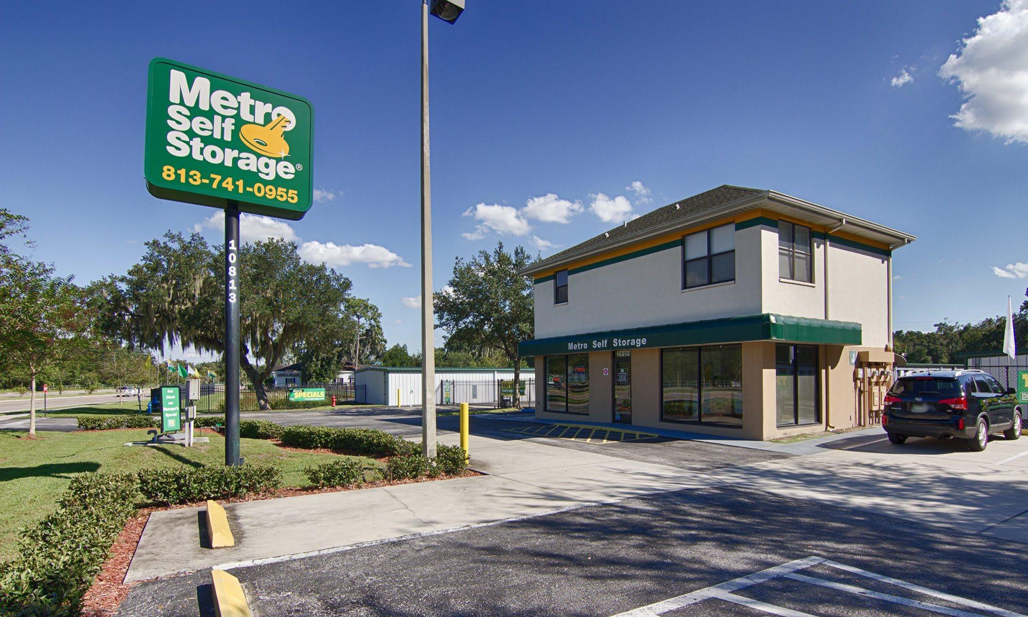 Metro Self Storage in Riverview, FL
