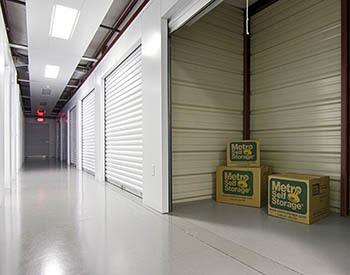 Metro Self Storage offers convenient storage solutions in Riverview