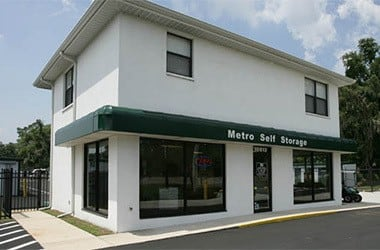 Metro Self Storage Riverview Nearby