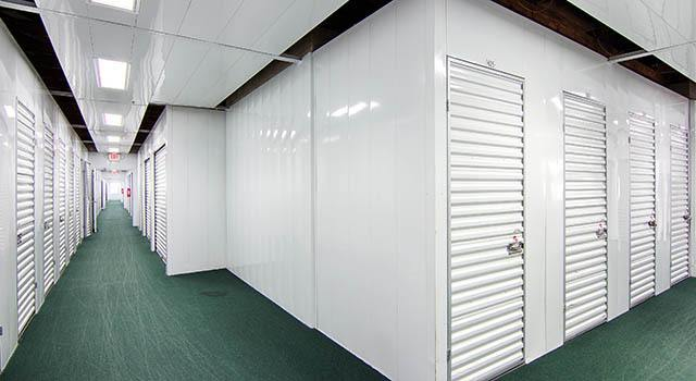 Climate controlled units at Metro Self Storage in Wesley Chapel, FL