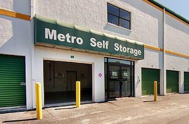 Nearby Tampa, FL Storage -  Carrollwood