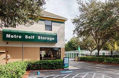 Metro Self Storage Lutz Fifty Four nearby