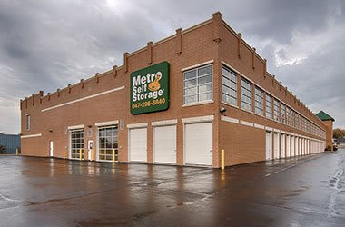 Metro Self Storage Lake Bluff Nearby
