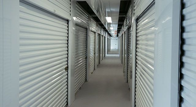 Climate controlled units at Metro Self Storage in Lake Zurich, IL