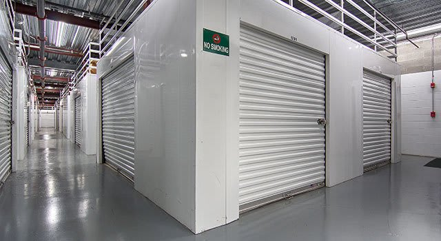 Climate controlled units at Metro Self Storage in Round Lake Beach, IL