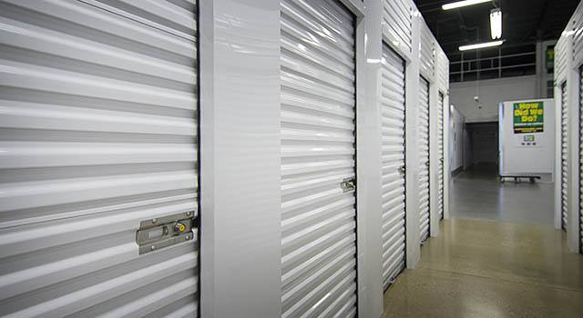 Climate controlled units at Metro Self Storage in Brown Deer, WI